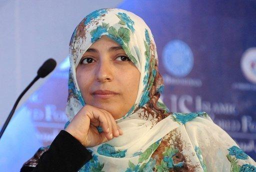 توكل كرمان: 30 يونيو ثورة وتوقعت فشل مرسي