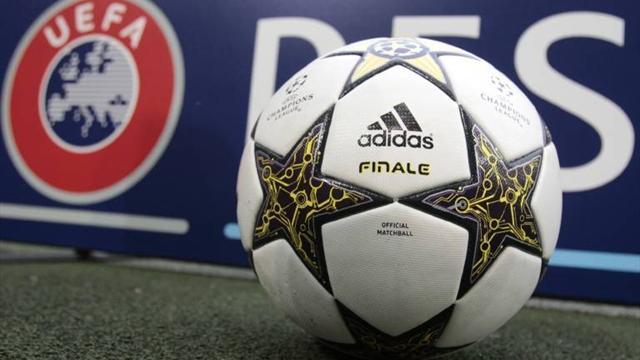 «يويفا» يعلن رؤوس مجموعات دوري أبطال أوروبا