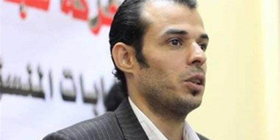 """25 يونيو.. الحكم في استئناف """"عمرو علي"""" على حكم حبسه"""