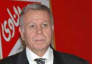 حل مجلس إدارة النادي الأهلي برئاسة حسن حمدي