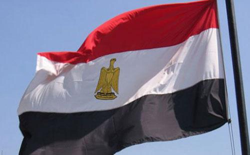 تنكيس علم مصر بجامعة بني سويف 3 أيام حدادًا على شهداء الفرافرة