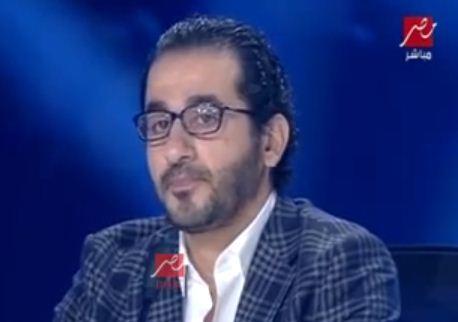 بالفيديو.. أحمد حلمي يبكي في كلمة مؤثرة عن شهداء سيناء