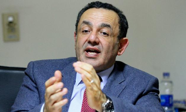 الشوبكى بديلا لأحمد مرتضى منصور بالبرلمان