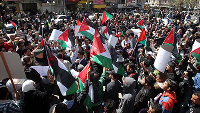 فلسطين.. مسيرات تندد بانتهاكات الاحتلال