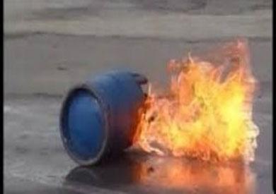 انفجار اسطوانة بوتاجاز داخل منزل بالمنوفية