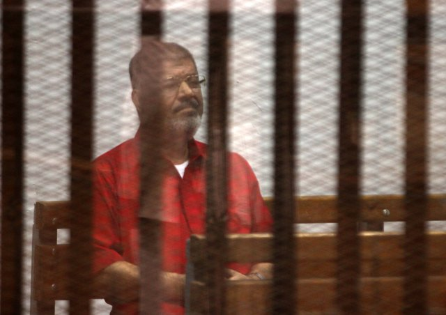 ننشر مرافعة دفاع مرسى وآخرين في التخابر مع حماس