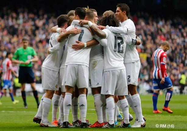 ريال مدريد يسحق غرناطة بخماسية