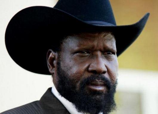 مغادرة رئيس جنوب السودان القاهرة