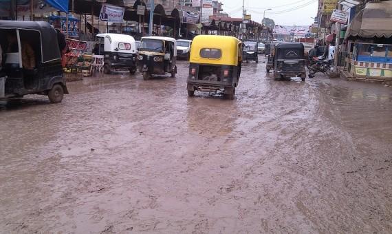 توقف الصيد بكفر الشيخ بسبب هطول الأمطار