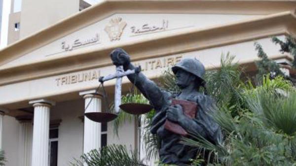 محاكمة 65 مدنيا أمام محاكم عسكرية