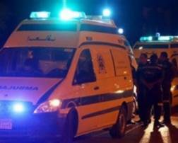 مسلحون يطلقون النيران على سيارة إسعاف