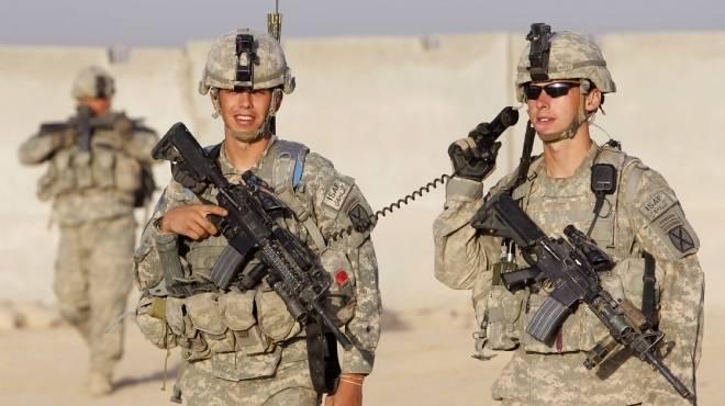 القوات الأمريكية لن تنسحب من العراق