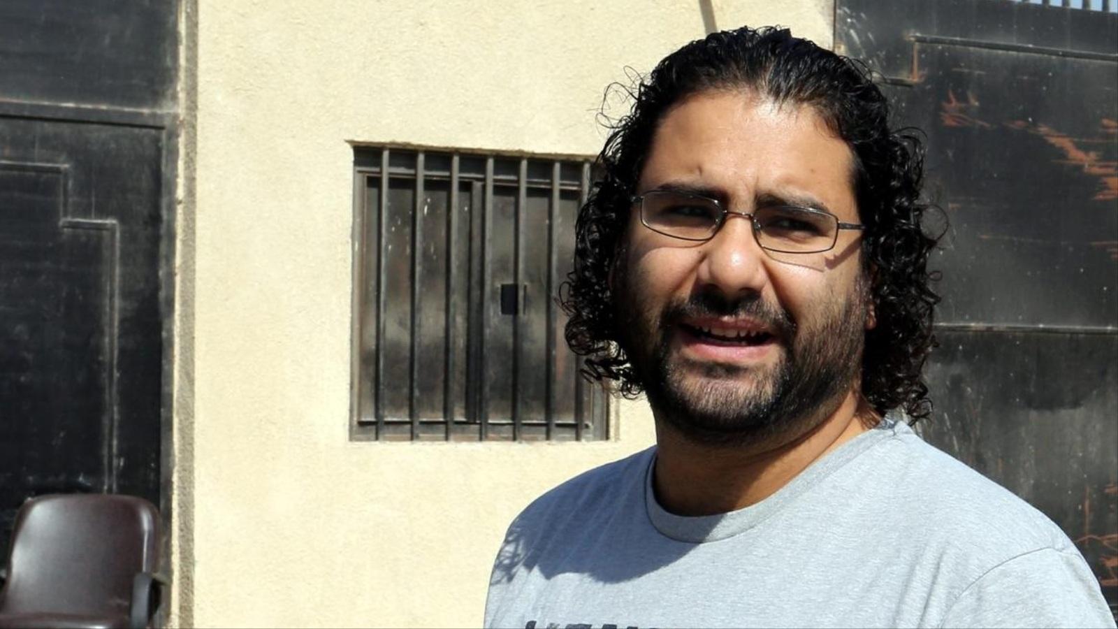 ننشر حيثيات حكم حبس علاء عبد الفتاح وآخر فى قضية أحداث مجلس الشورى