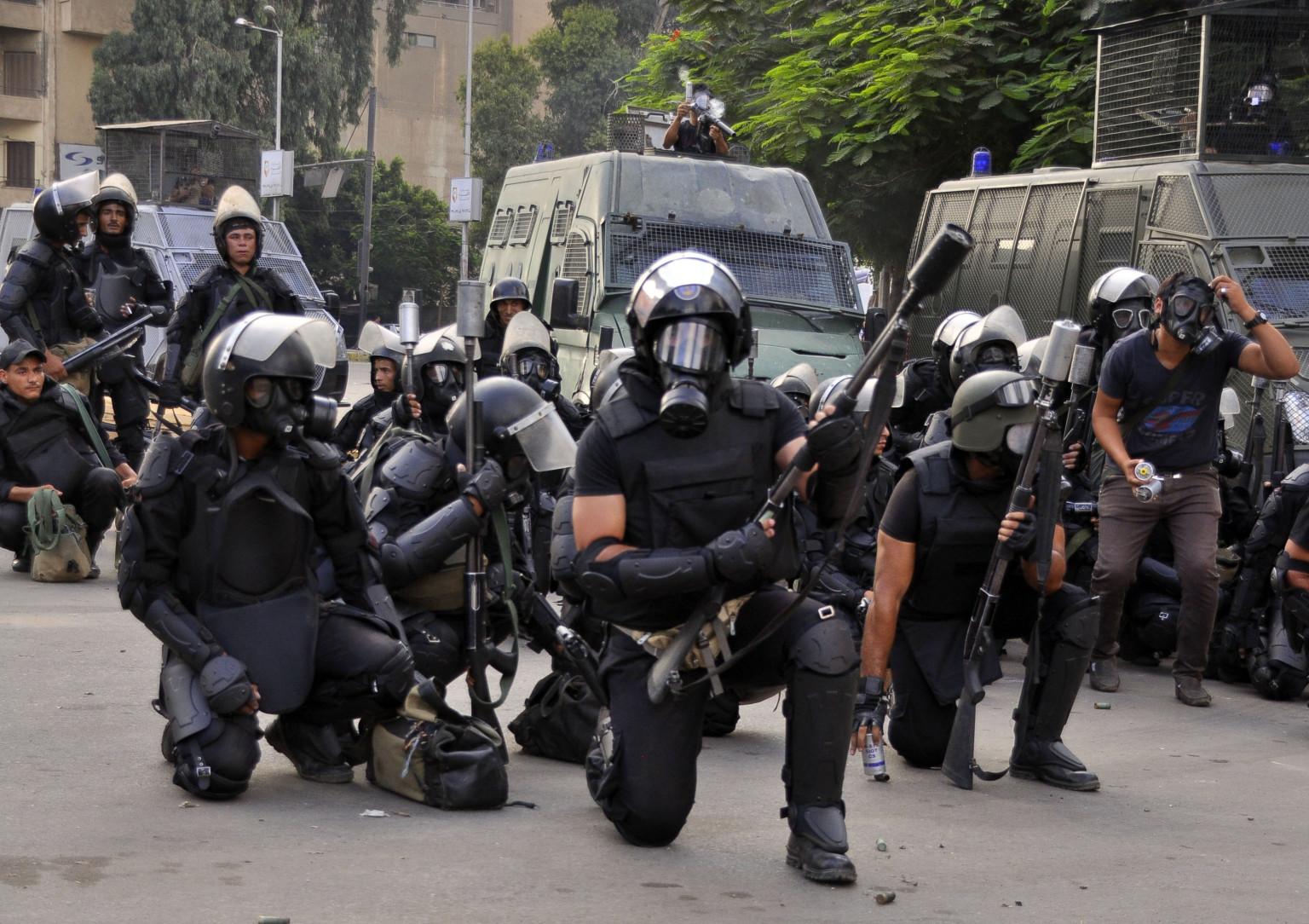 لوباريزيان: الشرطة المصرية تفلت من العقاب