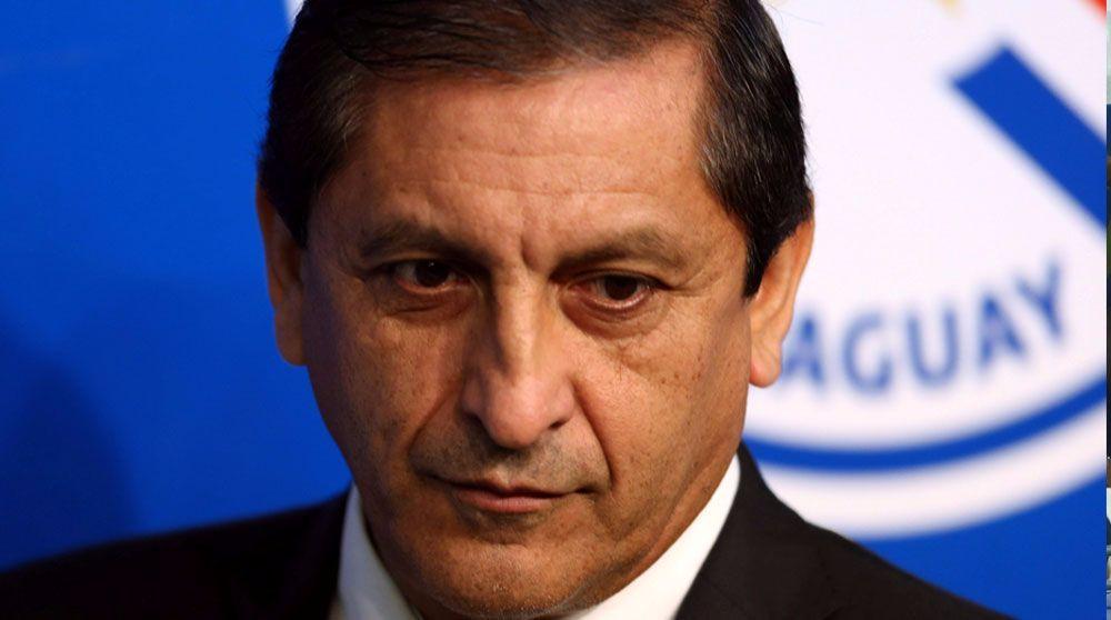 استقالة رامون دياز من تدريب منتخب باراجواي