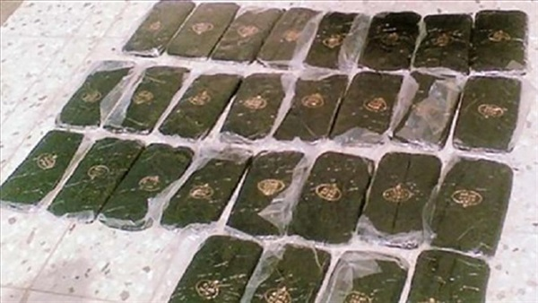 حبس تاجر مخدرات بـ30 طربة حشيش بالإسكندرية