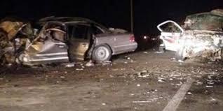 مصرع مواطن وإصابة آخر في حادث مروري بالأقصر
