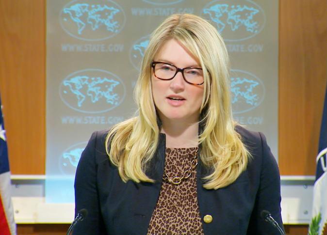 """""""الخارجية الأمريكية"""" : إيران تدعم الاسد"""