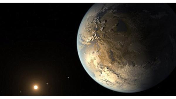 هل هذا كوكب الأرض الثاني حيث قد تعيش كائنات فضائية؟