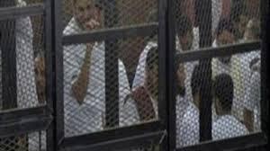 المشدد لـ 3 متهمين في تظاهرات عين شمس