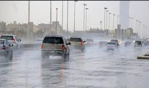 هطول أمطار خفيفة يصاحبها الرياح بالقليوبية