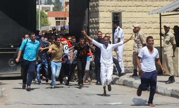 الإفراج عن 192 سجينًا بمناسبة عيد الشرطة