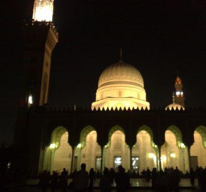 """""""الضلمة"""" تطارد المساجد المصرية"""