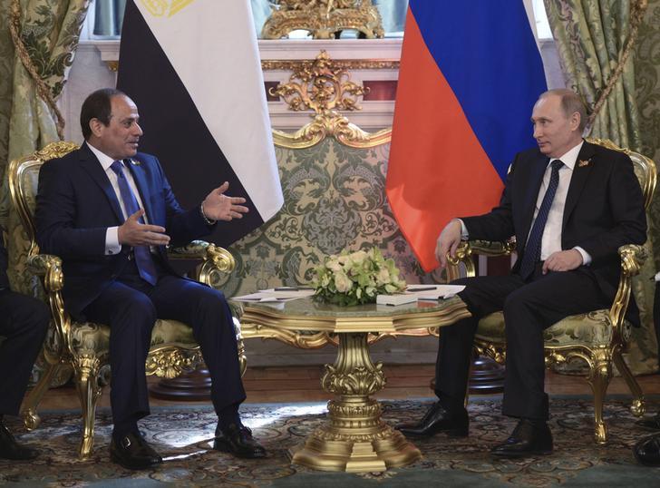 «الرئاسة»: لقاء مرتقب بين السيسي وبوتين