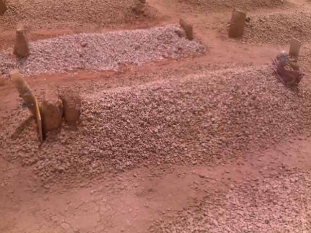 عودة الابن المشوه إلى والدته معافى بعد دفنه بكرداسة
