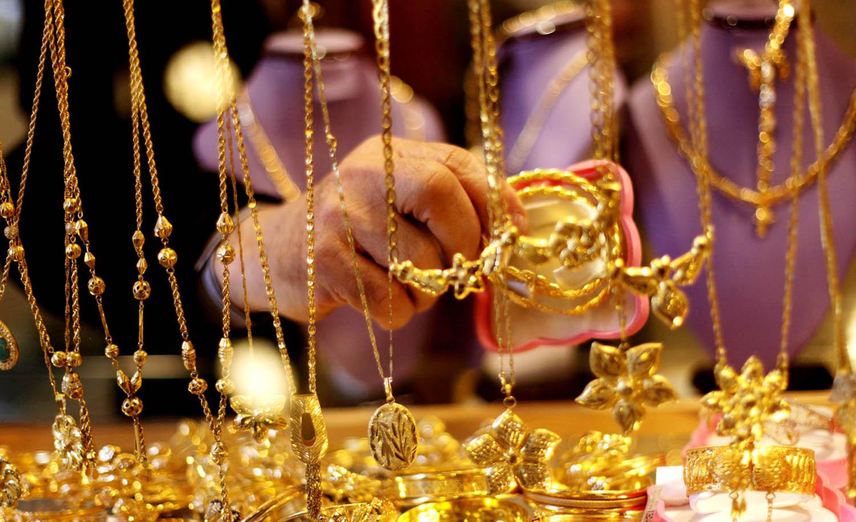 ارتفاع أسعار الذهب عشرة جنيهات