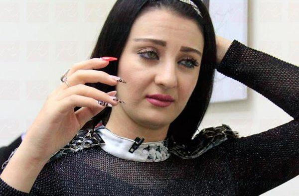 غياب صافيناز عن جلسة معارضتها على حبسها ٦ أشهر