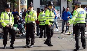 الشرطة البريطانية تقتل مشتبها به في لندن