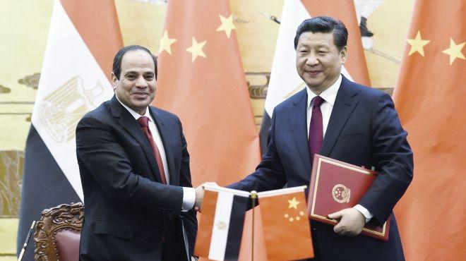 تفاصيل استراتيجية الشراكة الكاملة بين مصر والصين