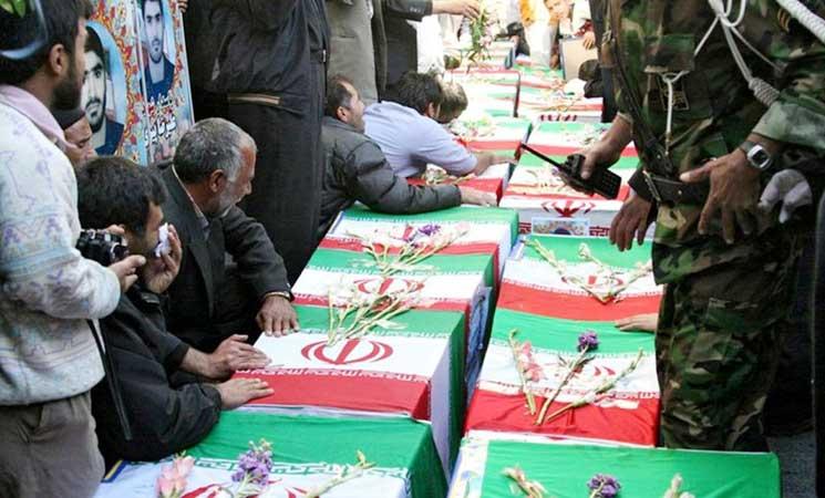 مقتل 13 من الحرس الثوري في سوريا