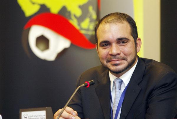 شيخ الأزهر يدعم ترشح الأمير علي بن الحسين لرئاسة «الفيفا»