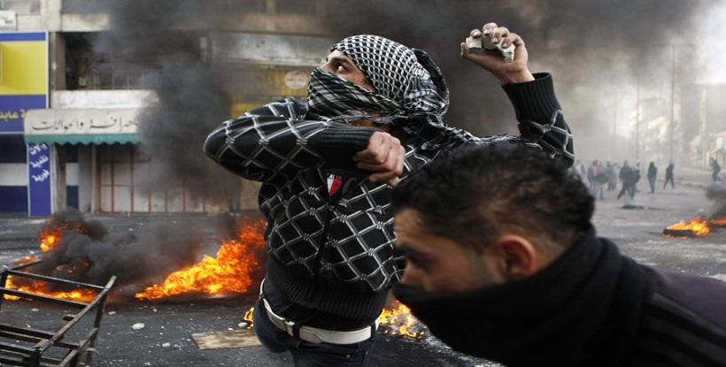 إصابة مستوطن بعد رشقه بالحجارة في القدس