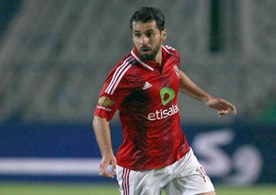 عبد الله السعيد يقترب من العودة لتدريبات الأهلي