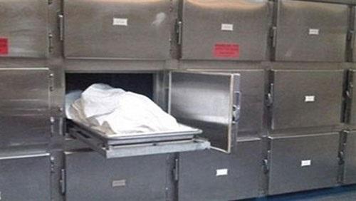 دفن جثة مجهولة عثر عليها بأوسيم