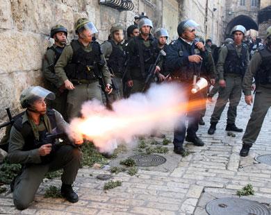 إصابة طفل فلسطيني برصاص الجيش الإسرائيلي شمال الضفة