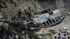 مقتل 16 شخصًا إثر انقلاب حافلة بالهند