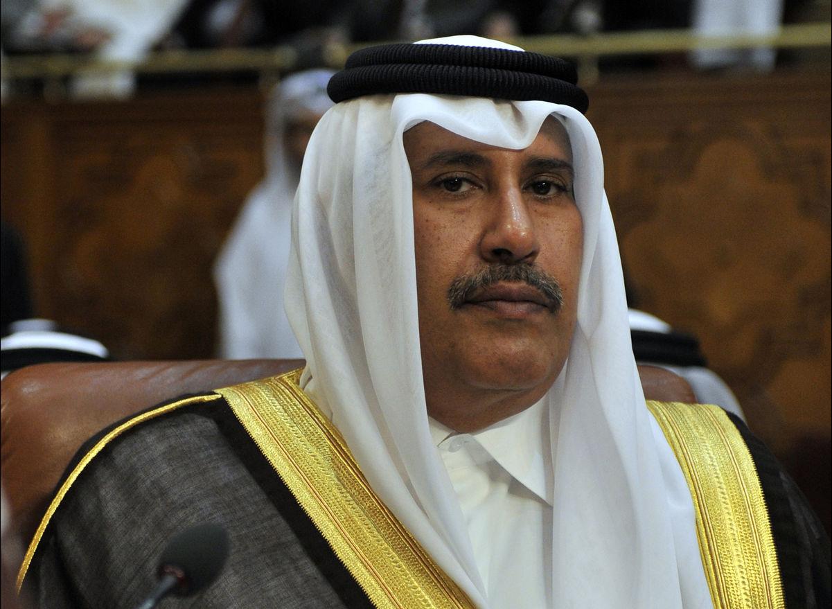 """دفاع التخابر يطالب بإدخال """"حمد بن جاسم"""" كمتهم بالقضية"""