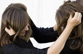 مشاجرة بين محامية وزوجات المتهمين بالاتجار في الأعضاء