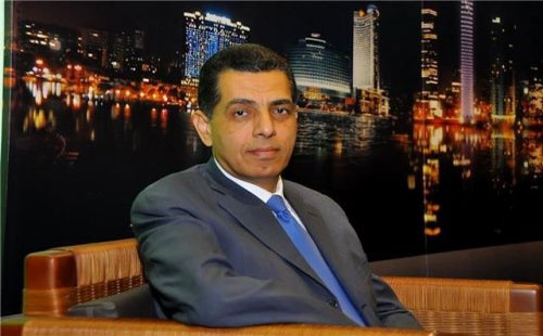 حافظ المرازي مذيعا في بي بي سي