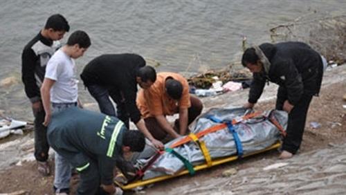 انتشال جثة عامل من مياه النيل بالوراق