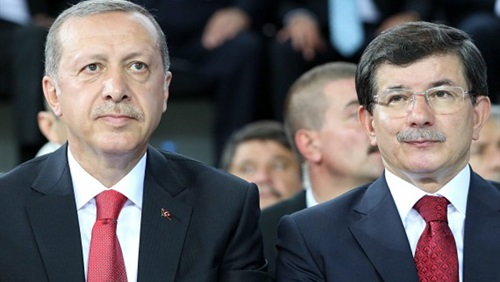 أسباب الخلاف بين أوغلو وأردوغان