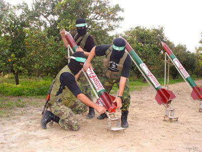 """إسرائيل: نخشى مواجهة صواريخ """"القسام"""""""