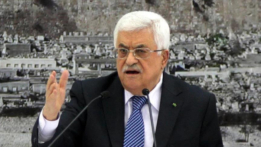 أبو مازن: قرار الاستيطان يفتح بابا من أجل المفاوضات