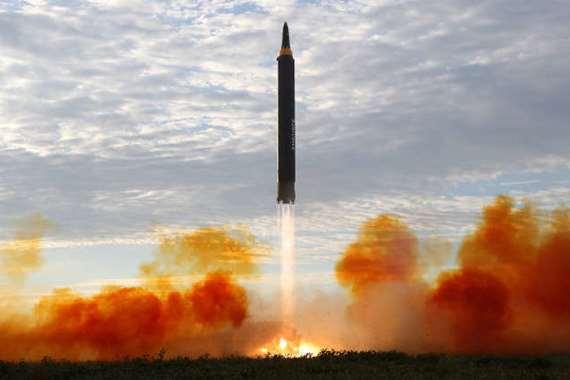 صواريخ كوريا الشمالية ارشيفية