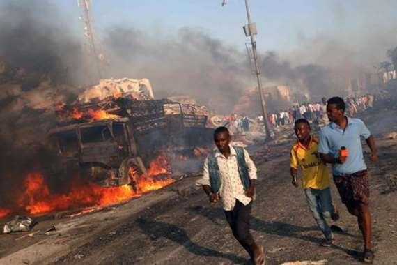 قتلى الصومال