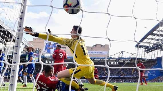 تشيلسي يتغلب علي واتفورد بأربعة أهداف مقابل هدفين